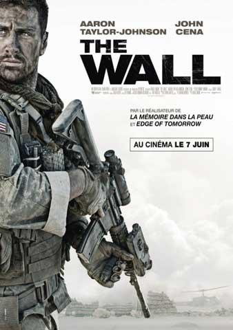 دانلود فیلم The Wall 2017 با لینک مستقیم