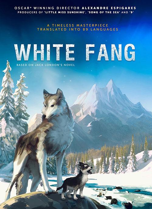 دانلود انیمیشن سپید دندان White Fang 2018