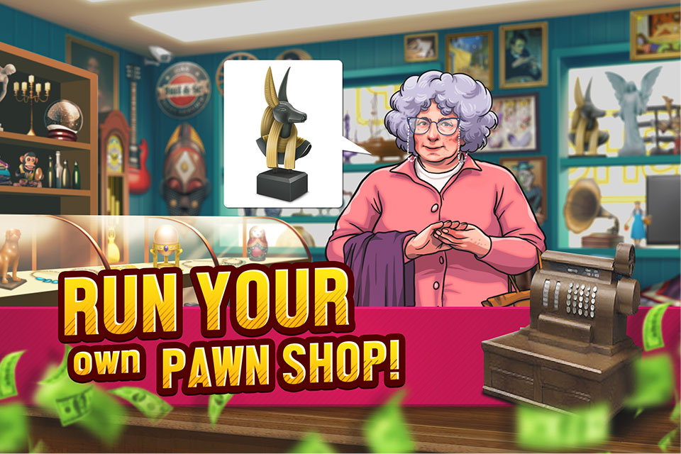 دانلود Bid Wars: Pawn Empire 1.11.2 - بازی جنگ های مزایده ای برای اندروید و آی او اس + مود