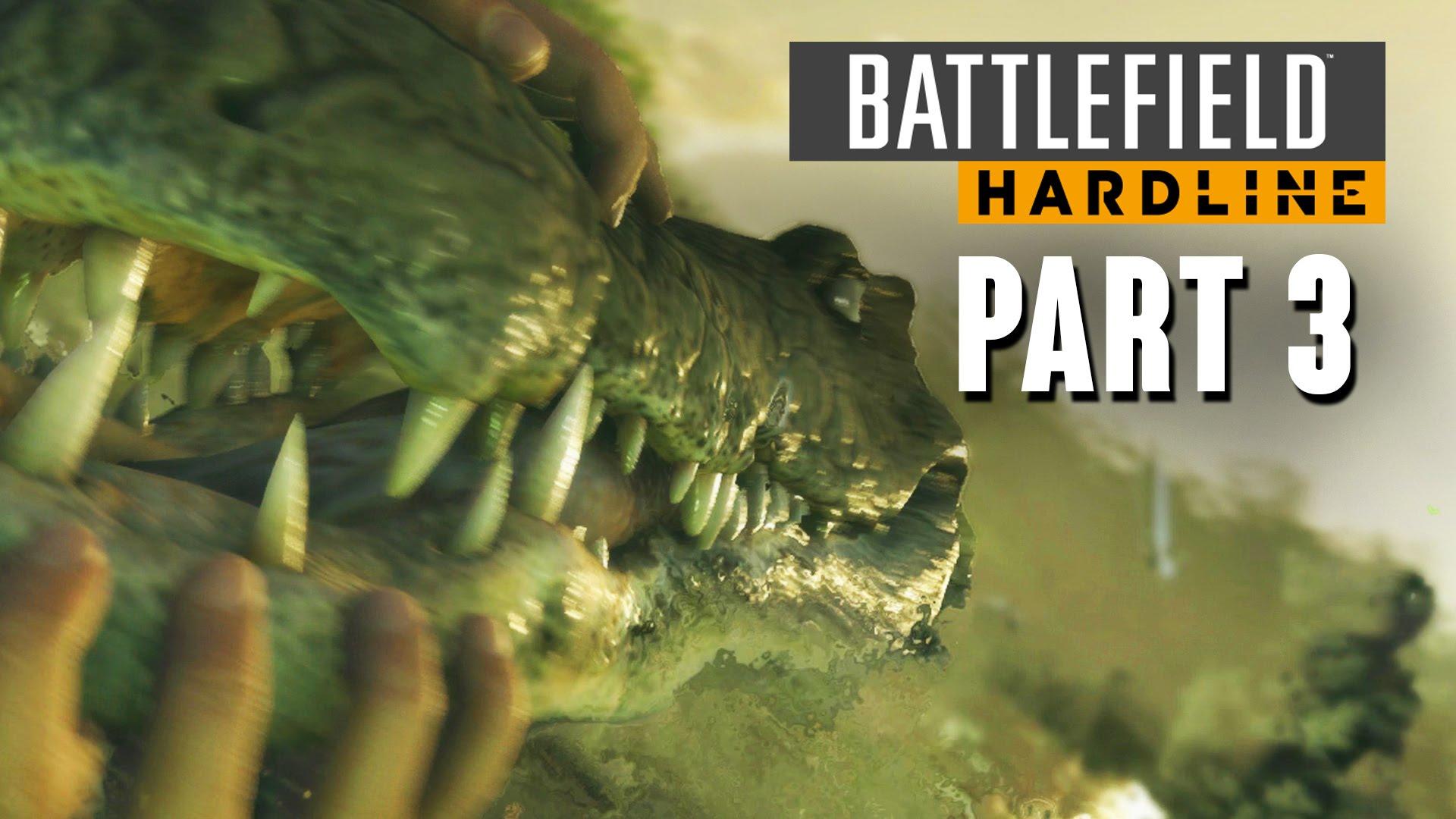 بتلفیلد هاردلاین مرحله3 - Battlefield Hardline-PC Part3