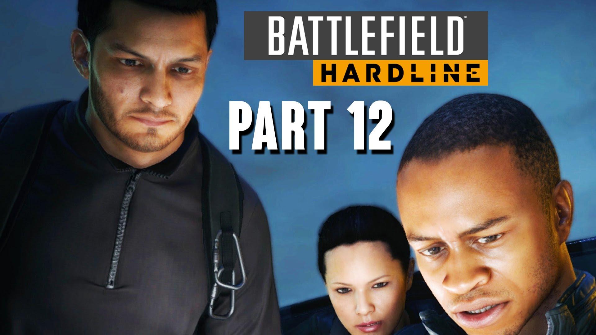 بتلفیلد هاردلاین مرحله 12 - Battlefield Hardline-PC