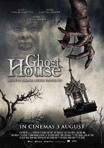 دانلود فیلم Ghost House 2017 با لینک مستقیم