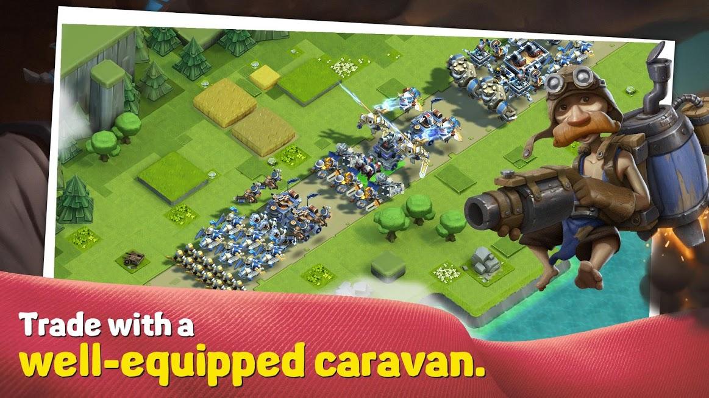دانلود Caravan War: Heroes and Tower Defense 1.5.3 - بازی استراتژی جنگ کاروان ها اندروید و iOS