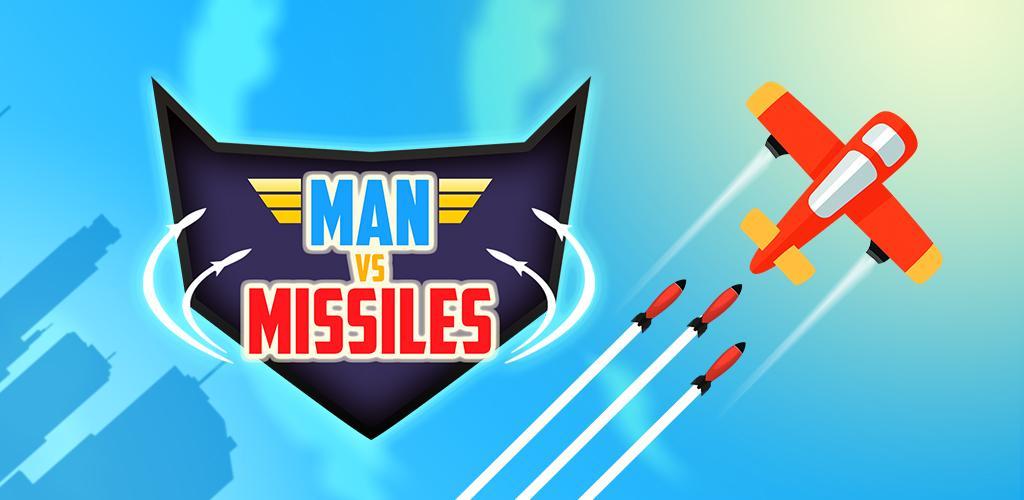 دانلوددانلود Man Vs. Missiles - بازی اکشن ماجراجویی فرار موشکی هواپیما اندروید و آی او اس + مود