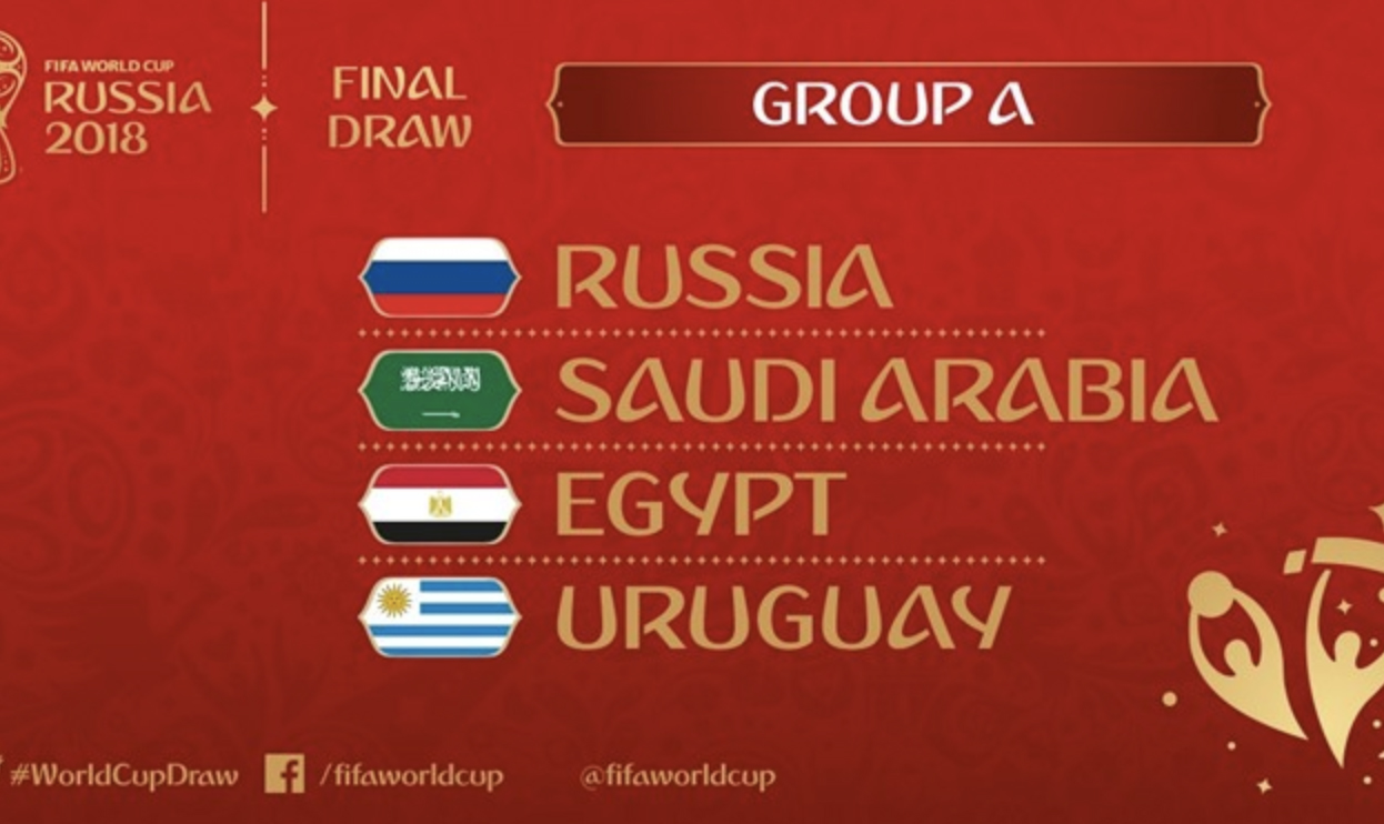 دانلود جام جهانی 2018 روسیه گروه 1 با کیفیت عالی