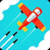 دانلود Man Vs. Missiles 3.1 - بازی اکشن ماجراجویی فرار موشکی هواپیما برای اندروید و آی او اس + مود