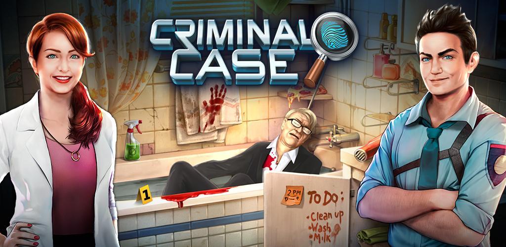 دانلود Criminal Case - بازی ماجراجویی پرونده های جنایی برای اندروید و آی او ای + مود
