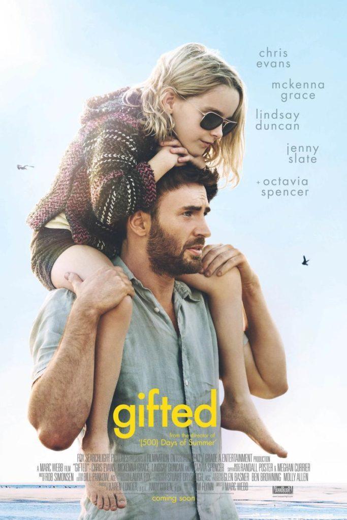 دانلود فیلم Gifted 2017 با لینک مستقیم