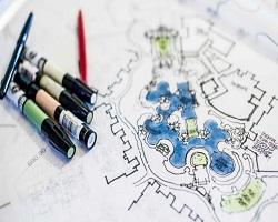 پروژه طراحی مسیر پیاده