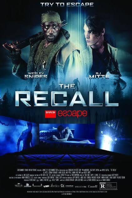 دانلود فیلم The Recall 2017 با لینک مستقیم