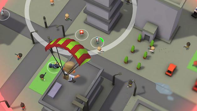 دانلود Battlelands Royale 0.5.9 - بازی اکشن باتل لند رویال برای اندروید و آی او اس + مود