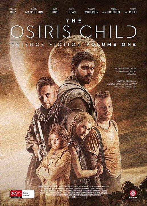 دانلود فیلم The Osiris Child 2016 با لینک مستقیم