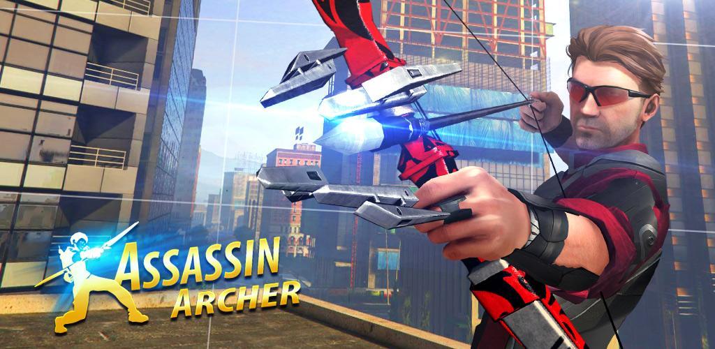 دانلود Assassin Archer - Modern Day Robin Hood - بازی اکشن تیرانداز قاتل برای اندروید