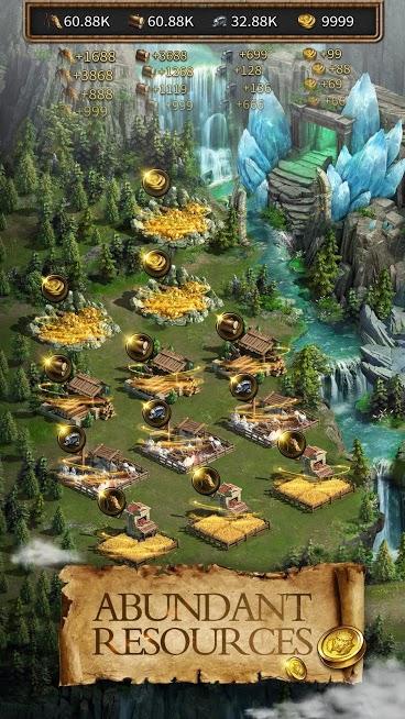 دانلود Clash of Glory 2.22.0914 - بازی استراتژی نبرد افتخار برای اندروید