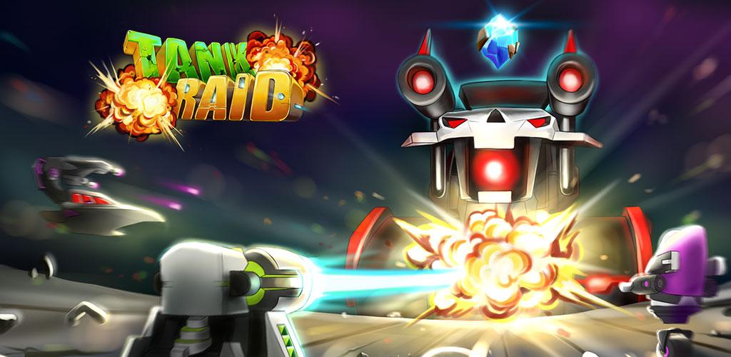 دانلود Tank Raid Online - بازی آنلاین و اکشن نبرد تانک ها برای اندروید