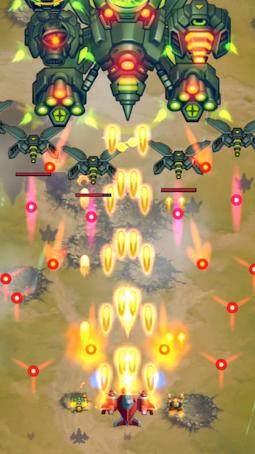 دانلود HAWK – Force of an Arcade Shooter 1.16.9996 - بازی هاوک برای اندروید و آی او اس + دیتا