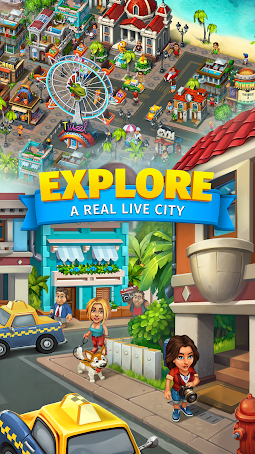 دانلود Trade Island 2.1 - بازی شبیه ساز جزیره تجارت برای اندروید و آی او اس
