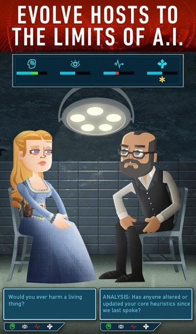 دانلود Westworld 1.10 - بازی شبیه سازی دنیای غرب برای اندروید و آی او اس