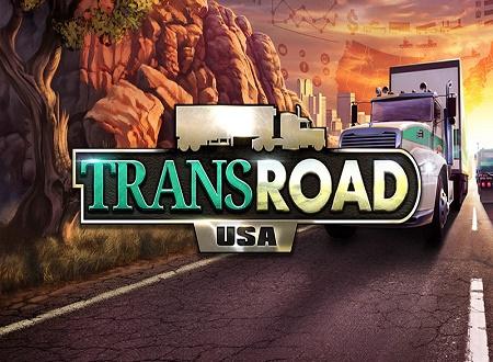 دانلود بازی TransRoad USA حمل و نقل محموله ها در جاده های امریکا برای کامپیوتر