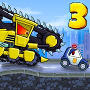 دانلود Car Eats Car 3 1.5 - بازی ماشین خوار 3 برای اندروید و آی او اس + مود