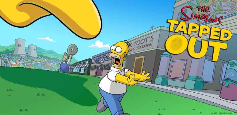 دانلود The Simpsons™: Tapped Out - بازی کژوال سیمپسون برای اندروید و آی او اس + مود