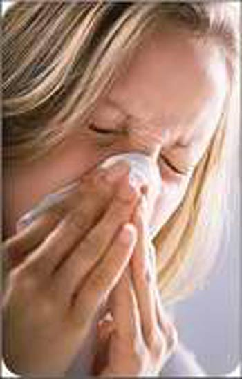 سرما خوردگی و انفولانزا چیست؟ ( نوعی بیماری ریوی)