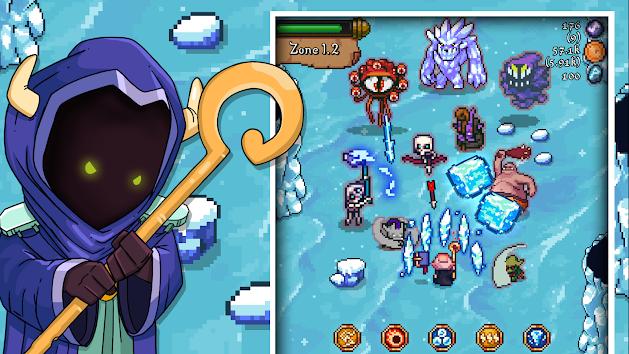 دانلود Tap Wizard RPG: Arcane Quest 1.9.2 - بازی نبردهای حماسی برای اندروید و آی او اس