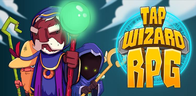 دانلود Tap Wizard RPG: Arcane Quest - بازی ساز نبردهای حماسی برای اندروید و آی او اس
