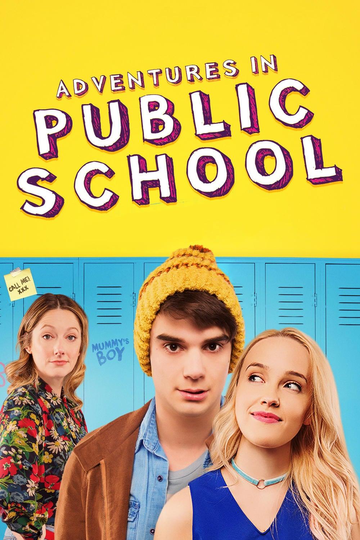دانلود فیلم Adventures In Public School 2017