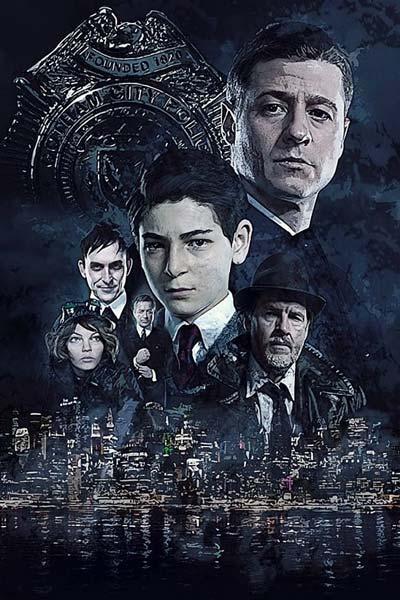 دانلود فصل چهارم سریال Gotham با لینک مستقیم