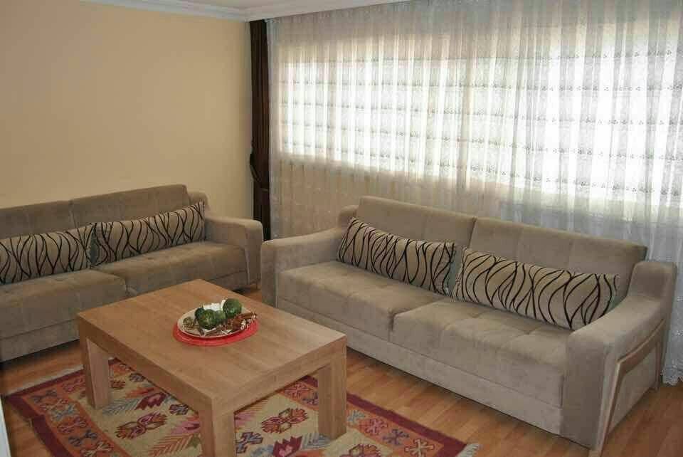 اجاره روزانه آپارتمان مبله یک خوابه در لواسان کد۱۲۲