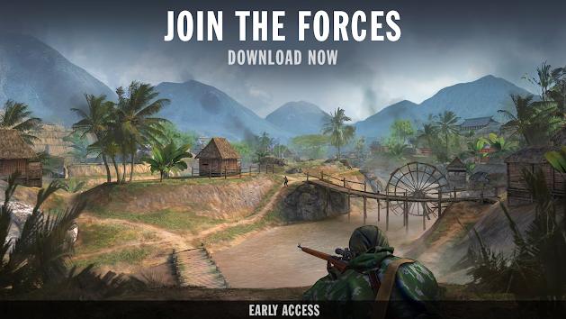 دانلود Forces of Freedom 3.02 - بازی اکشن نیروهای آزدیخواه برای اندروید + دیتا