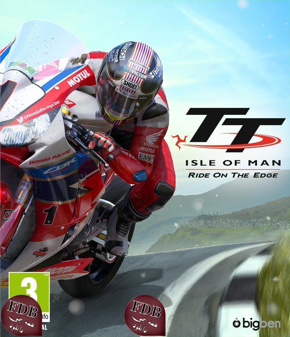 دانلود بازی TT Isle of Man + Update v1.05 برای کامپیوتر