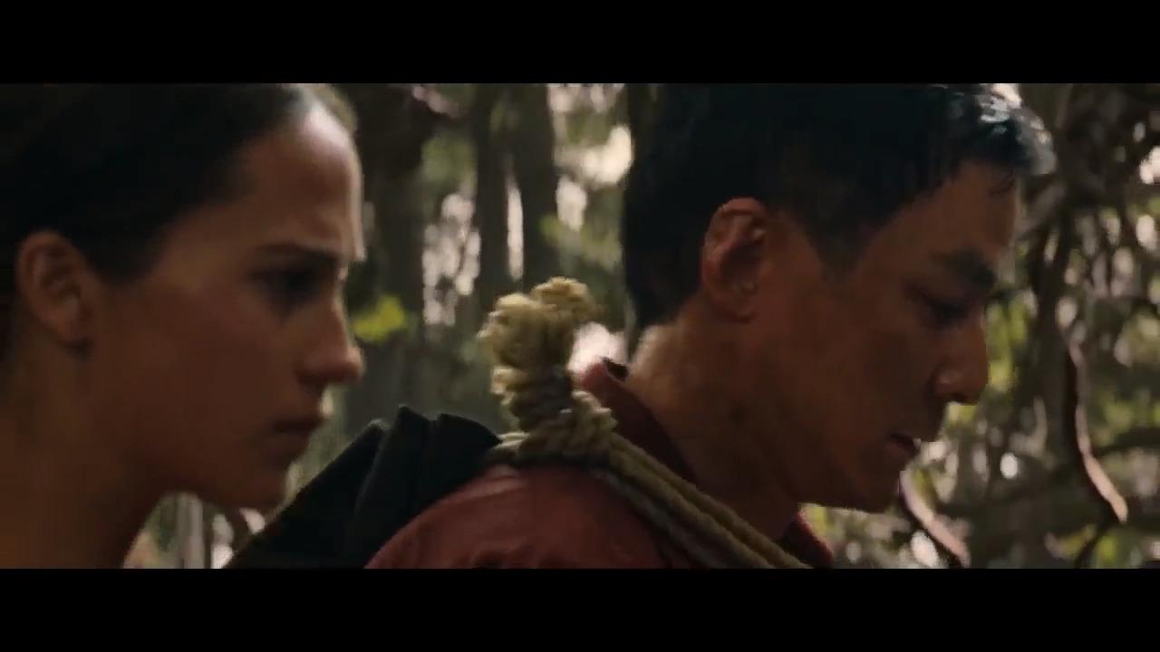 تماشای آنلاین فیلم Tomb Raider 2018 با دوبله فارسی