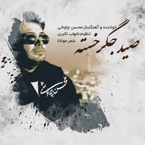نسخه بیکلام آهنگ صید جگر خسته از محسن چاوشی