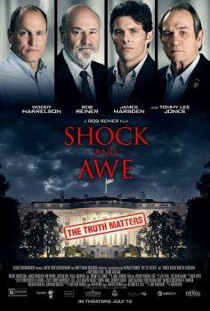 دانلود فیلم Shock And Awe 2017 با زیرنویس فارسی