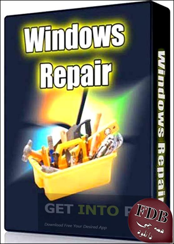 دانلود Windows Repair 2018 4.0.23 Free + 4.0.16 Pro نرم افزار تعمیر ویندوز