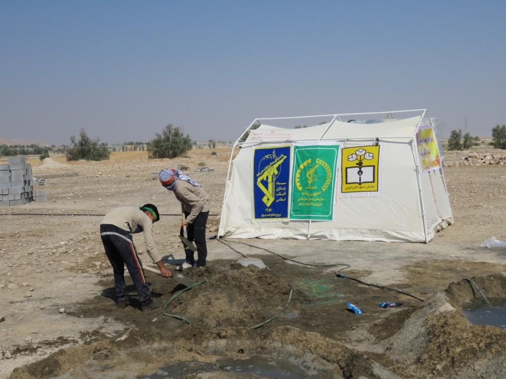 اعزام دانش آموزان جهادگر اشکنانی به دهستان کال