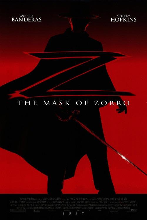 دانلود فیلم The Mask Of Zorro 1998 با زیرنویس فارسی