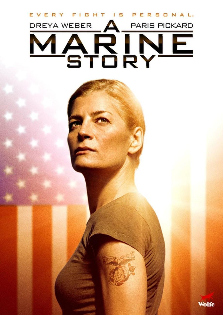 A%20Marine%20Story%202010.1 1 دانلود فیلم A Marine Story 2010
