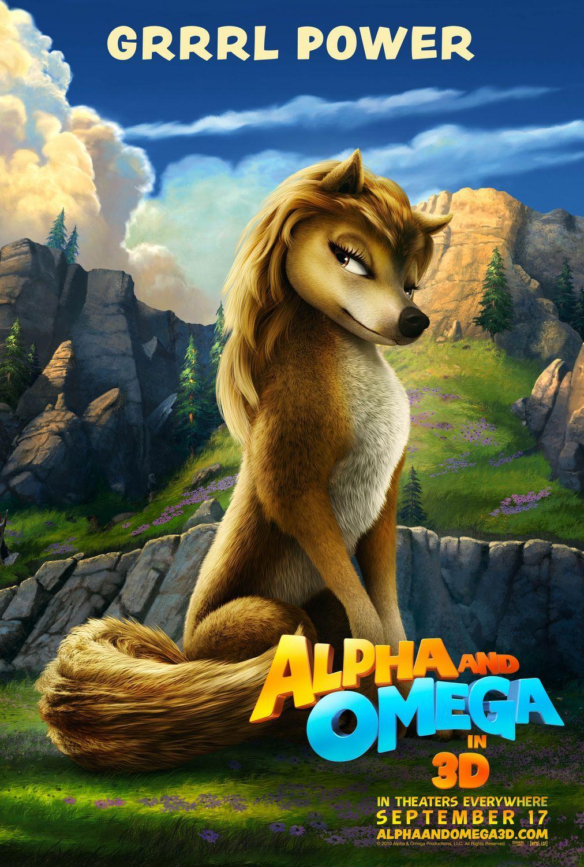 دانلود فیلم Alpha and Omega 2010
