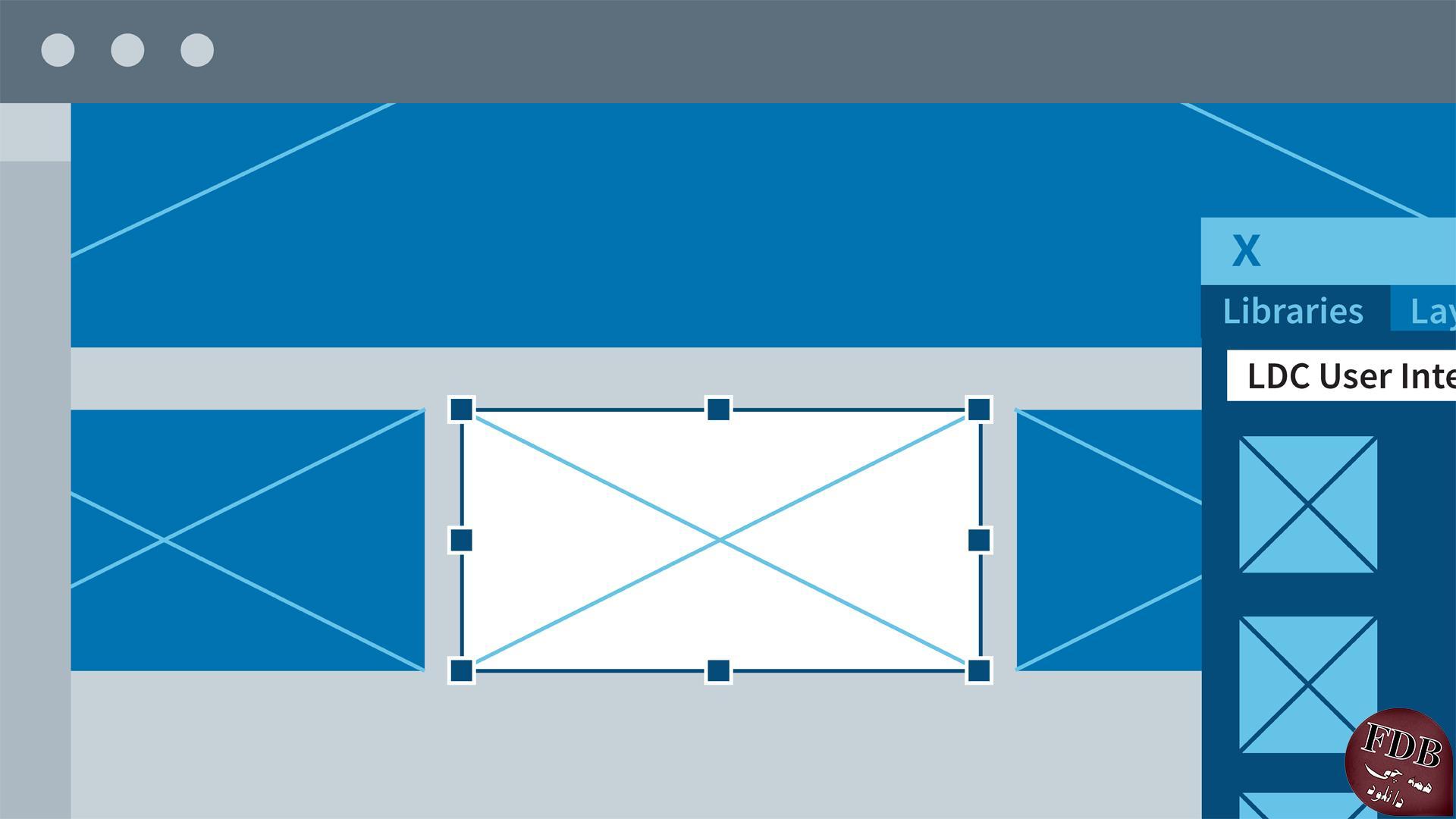 دانلود Lynda Illustrator CC For Web Design Wireframing – ساخت وایرفریم های طراحی وب در ایلوستریتور