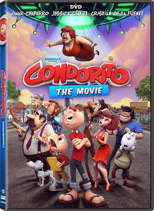 دانلود دوبله فارسی انیمیشن کندوریتو Condorito: The Movie 2017