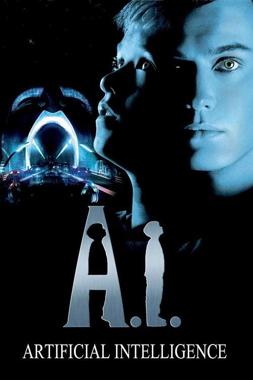 دانلود فیلم A I Artificial Intelligence 2001 با زیرنویس فارسی
