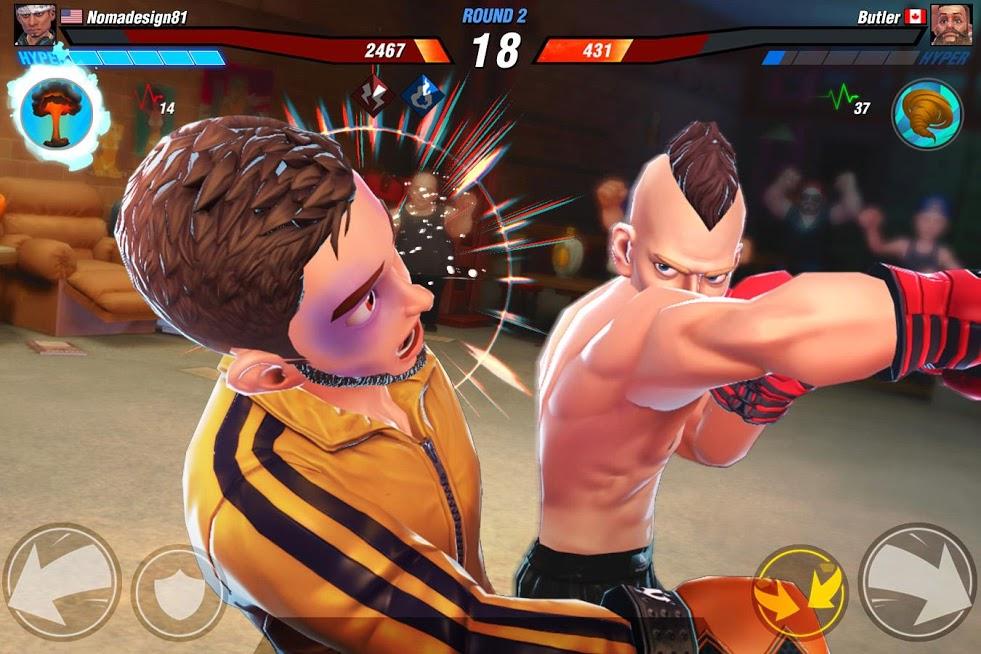 دانلود Boxing Star 1.2.2 - بازی ورزشی ستاره بکس برای اندروید و آی او اس + دیتا