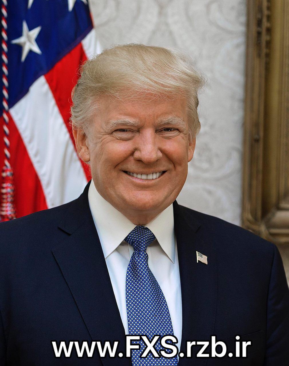 چهره خواني ترامپ