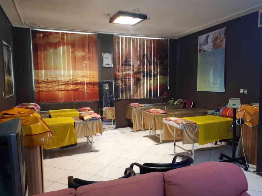 گالری عکس سالن لاغری هانا