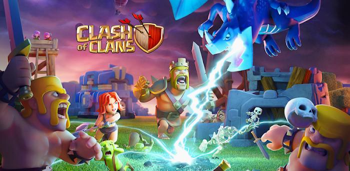 دانلود Clash of Clans - بازی استراتژیک کلش آف کلنز برای اندروید و آی او اس