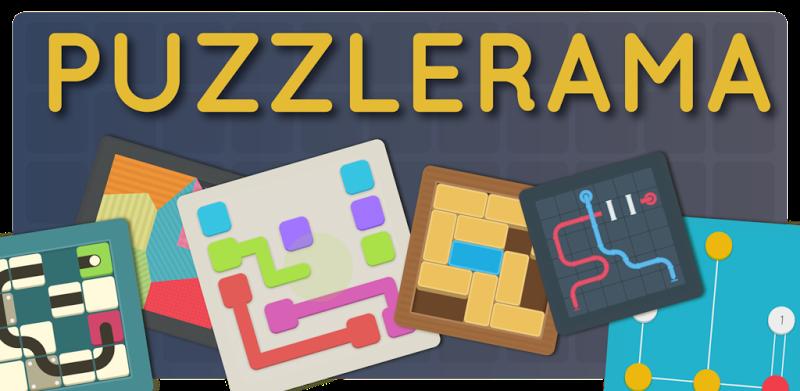 دانلود Puzzlerama - مجموعه بازی های فکری پازلراما برای اندروید و آی او اس + مود