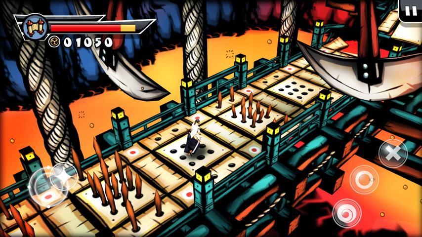 دانلود SAMURAI II: VENGEANCE 1.3.1 - بازی آرکید سامورایی 2: انتقام برای اندروید و آی او اس + مود